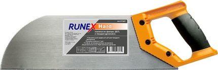 Ножовка по фанере и дсп Runex Hard 320мм ударный зуб 13зуб. (577407)