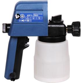 Краскопульт Фиолент КР1-260 (60Вт, 280 мл/мин, 0.7л)