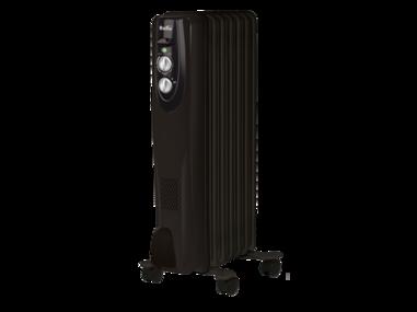 Радиатор масляный BALLU Classic BOH/CL-07BRN 1500 1,5кВт (7 секций) черный