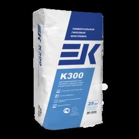 Шпатлевка гипсовая ЕК К200 20 кг (универсальная белая) (поддон 56)