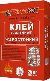 Клей усиленный жаростойкий Терракот 5 кг