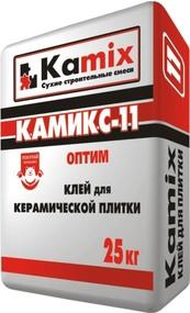 Клей плиточный Камикс-11 Оптим (5кг)